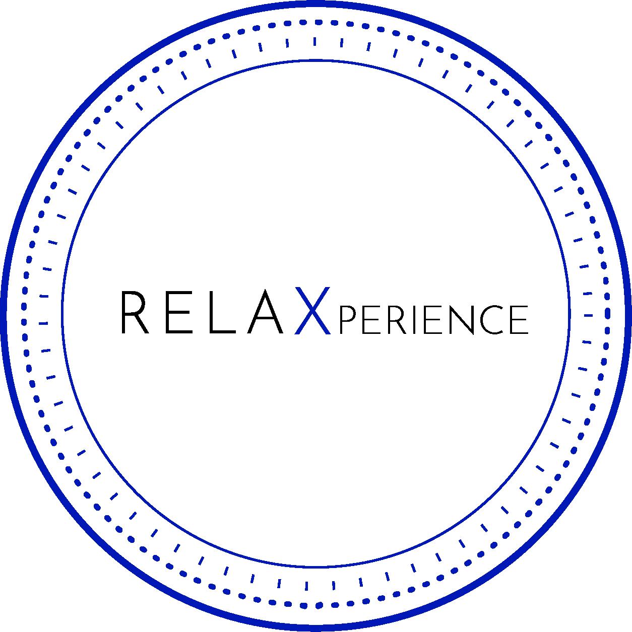 RelaXperience Logo 210614 - Relaxation profonde - Régulation émotionnelle